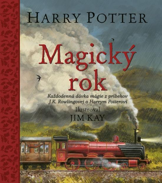 Kniha: Harry Potter: Magický rok