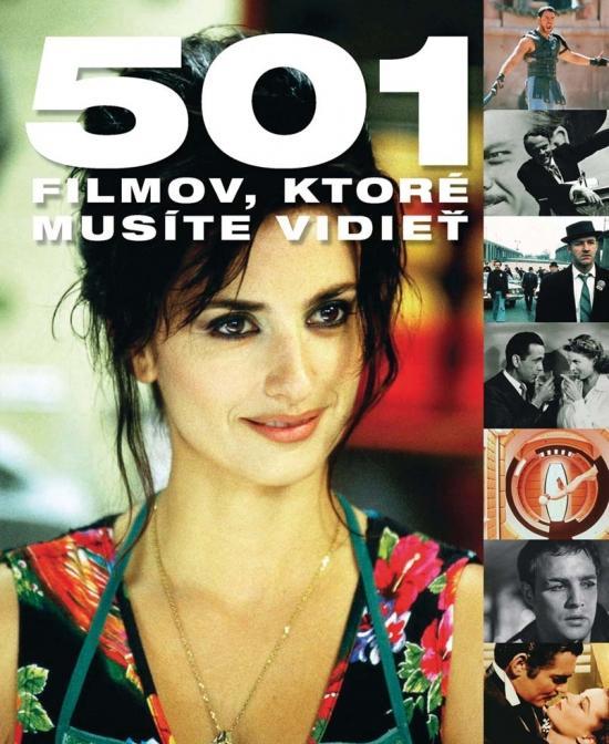 501 filmov, ktoré musíte vidieť