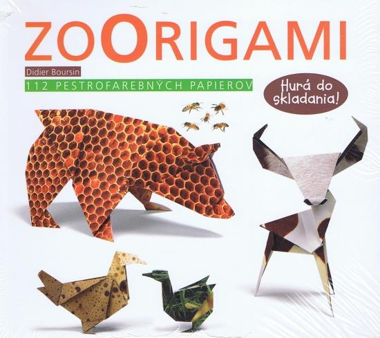 Kniha: Zoorigami - Boursin Didier
