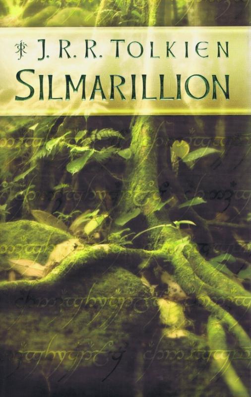 Kniha: Silmarillion - 2.vyd. - Tolkien J.R.R.
