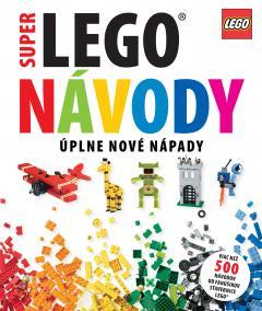 SUPER LEGO. NÁVODY