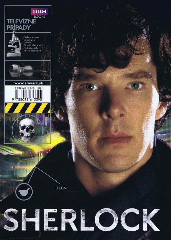 Sherlock- Televízne prípady