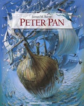 Kniha: Peter Pan - James M. Barrie