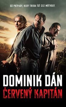 Kniha: Červený kapitán - Dominik Dán