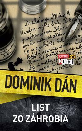 Kniha: List zo záhrobia - Dominik Dán