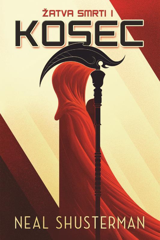 Kniha: Kosec - Neal Shusterman