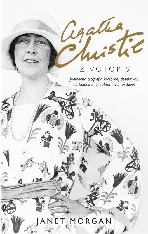 Kniha: Agatha Christie: Životopis