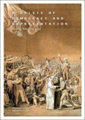Kniha: A Crisis of Democracy and Representation - JAN