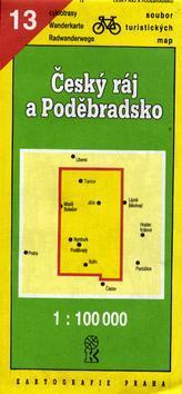 Kniha: TM 13 Český ráj a Poděbradskoautor neuvedený