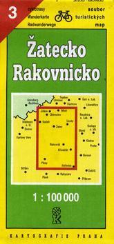 Kniha: TM  3 Žatecko , Rakovnickoautor neuvedený