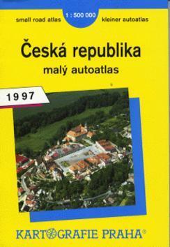 Kniha: Autoatlas ČRautor neuvedený