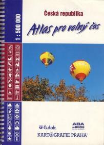 Atlas pro volný čas - ČR 1:500 000