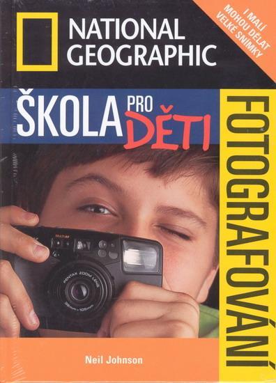 Škola fotografování pro děti + fotoalbum