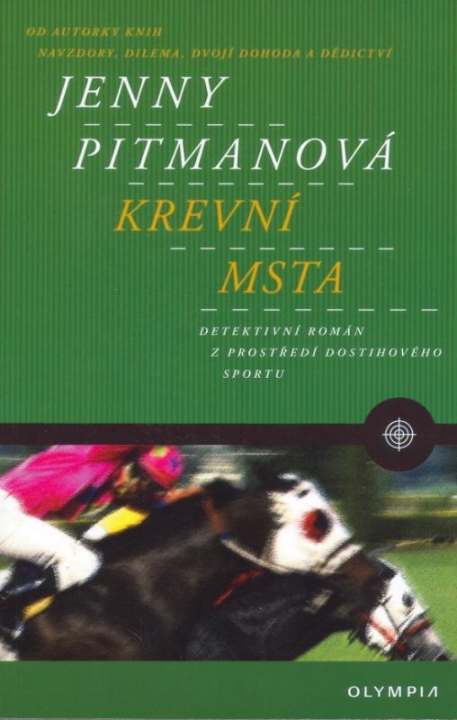 Kniha: Krevní msta - Pitmanová Jenny