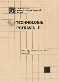 Technologie potravin II