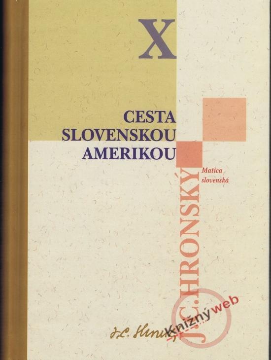 Cesta slovenskou Amerikou