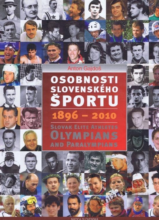 Osobnosti slovenského športu 1896 - 2010