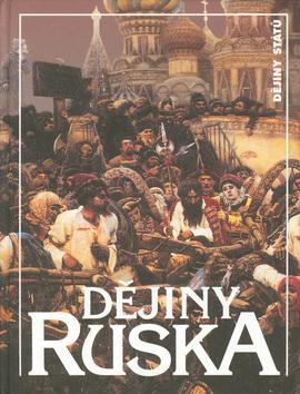 Kniha: Dějiny Ruska - Milan Švankmajer