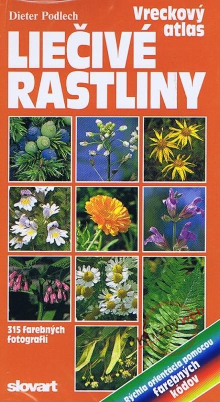 Liečivé rastliny - vreckový atlas