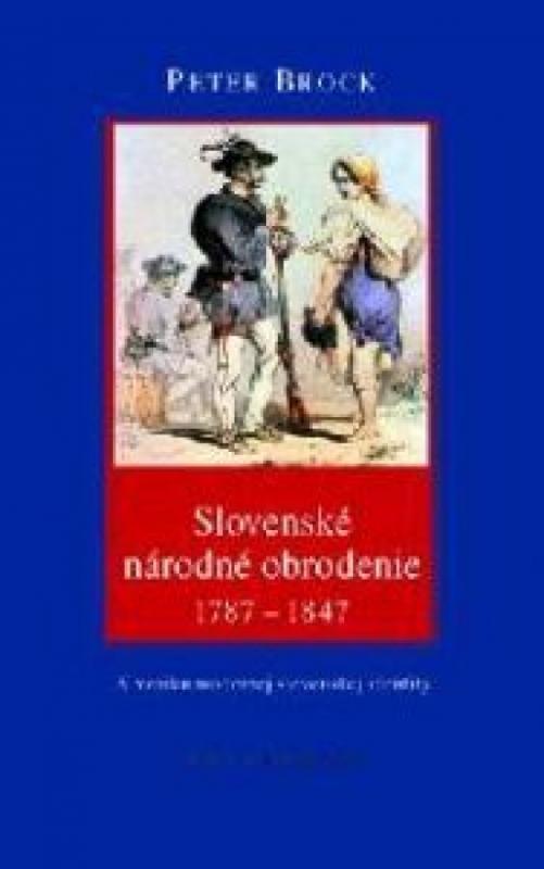 Slovenské národné obrodenie 1787-1847