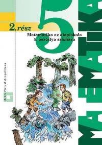 Matematika 5 (2. časť učebnica) - maďarská mutácia