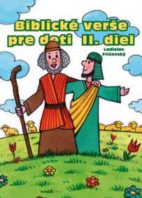 Biblické verše pre deti (II. diel)
