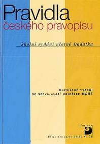 Pravidla českého pravopisu -vázaná