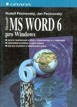 MS WORD 6 pro Windows