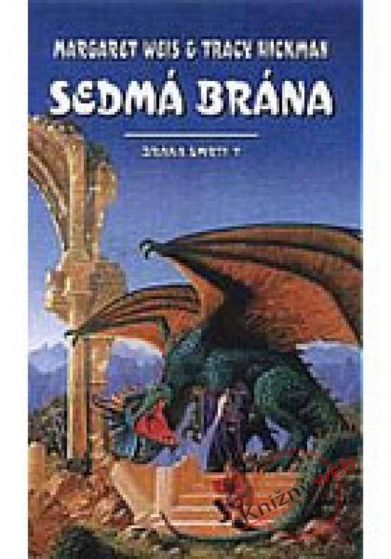 Kniha: Sedmá brána ána smrti 7autor neuvedený