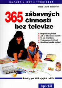 365 zábavných činností bez televize