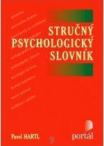Kniha: Stručný psychologický slovník - Pavel Hartl