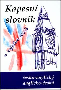 Česko-anglický anglicko-český kapesní slovník