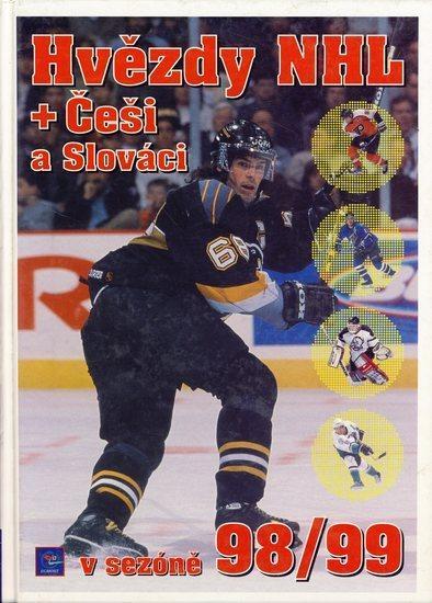 Hvězdy NHL - Česi +Slováci