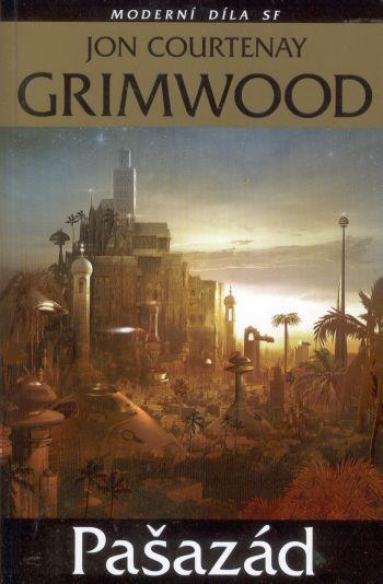Kniha: Pašazád - Jon Courtenay Grimwood