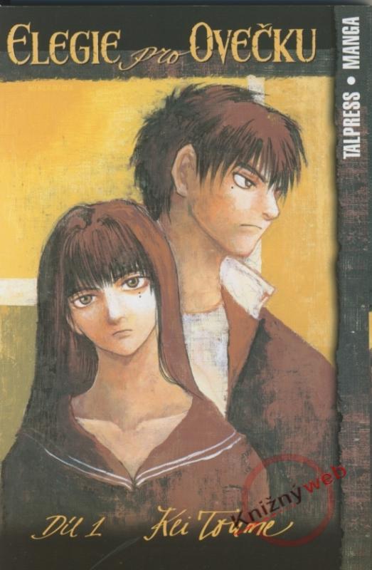 Kniha: Elegie pro ovečku - 1. díl - Toume Kei