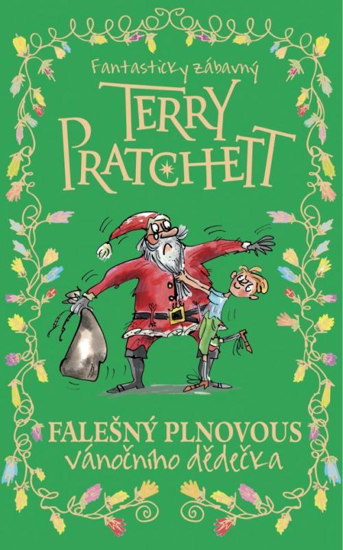 Kniha: Falešný plnovous vánočního dědečka - Terry Pratchett