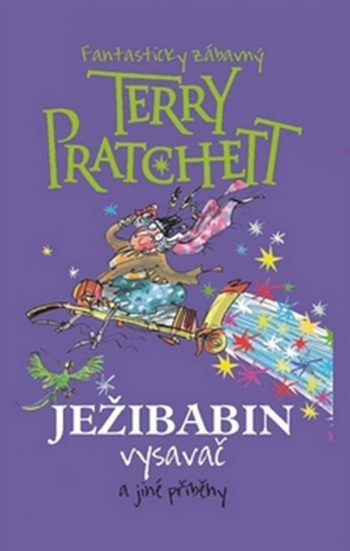Kniha: Ježibabin vysavač - Terry Pratchett