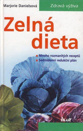 Kniha: Zelná dietaautor neuvedený