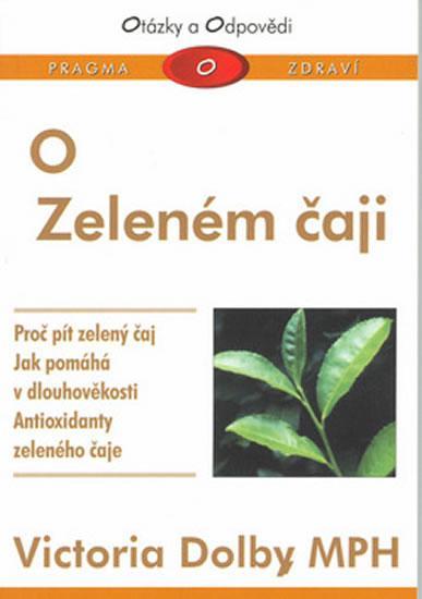 Kniha: O zeleném čajiautor neuvedený