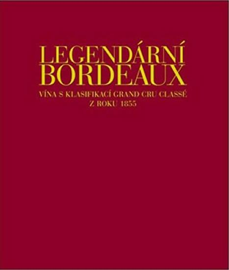 Legendární bordeaux - Vín