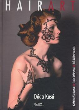 Kniha: Hairart - Kusá Dáda