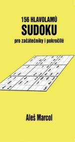 Sudoku - 156 hlavolamů