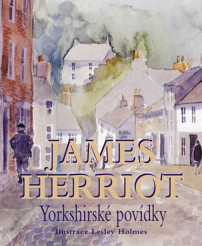 Kniha: Yorkshirské povídky - Herriot James