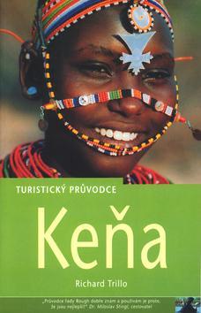 Kniha: Keňa - turistický průvodceautor neuvedený