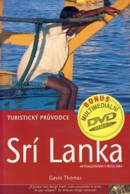 Srí Lanka - turistický průvodce + DVD