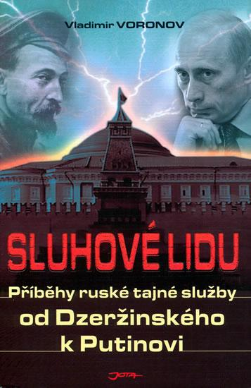 Kniha: Sluhové lidu - příběhy tajné služby... - Voronov Vladimir