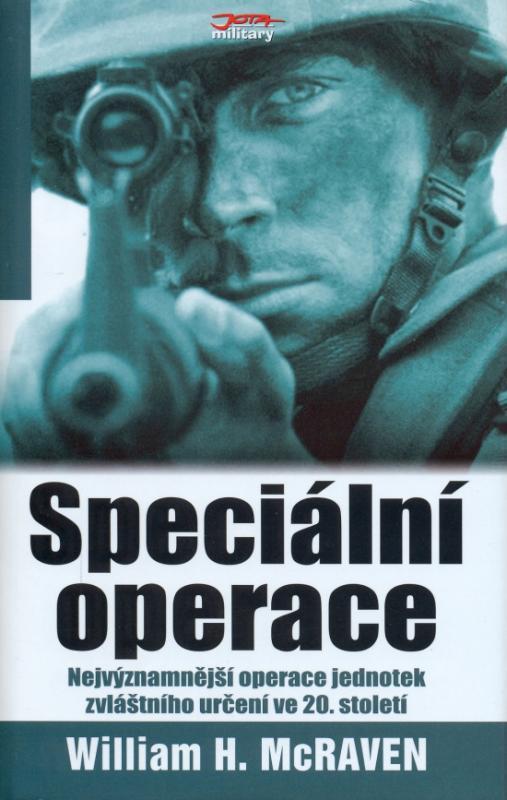Kniha: Speciální operace 2.vyd. - McRaven William H.