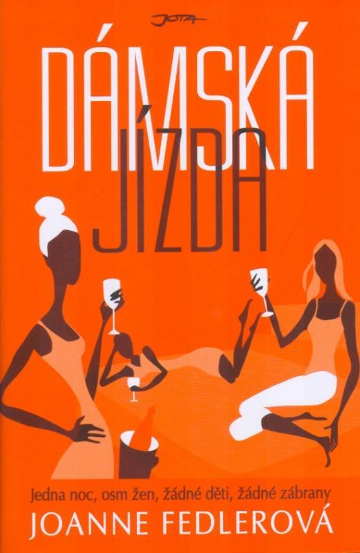 Kniha: Dámská jízda - Fedlerová Joanne