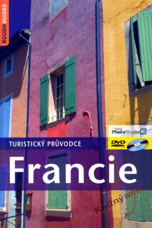 Kniha: Francie - turistický průvodce + DVDkolektív autorov