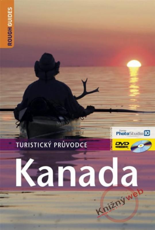 Kniha: Kanada - turistický průvodcekolektív autorov